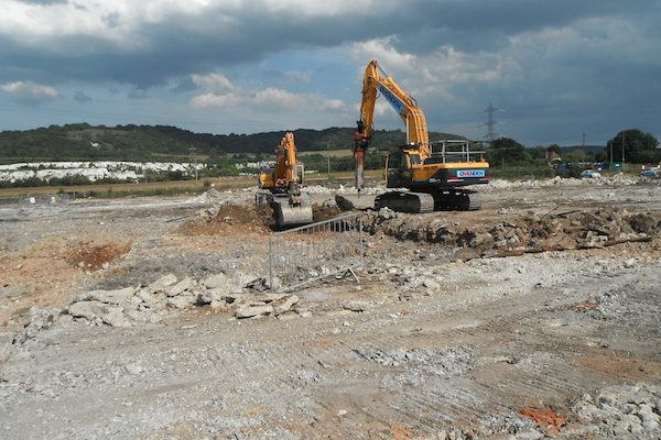 Remediation Verification for Residential Developments in Kent